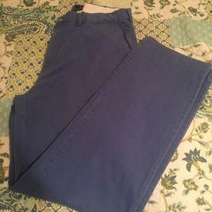Blue Chinos Polo Ralph Lauren 34x34